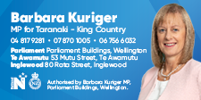 BARBARA KURIGER MP